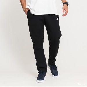 Nike NSW Club Black Fleece Sweat Pants